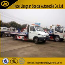 Iveco Sliding Platform Road Wrecker Truck