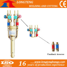Flashback Arrestor for Cutting Machine Acetylene Gas