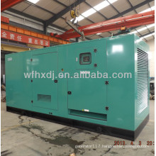 10-1875KVA Good price isuzu silent diesel generator for hot sale with CE