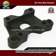 Peças de usinagem CNC com material de alumínio