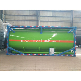 Container Tank Ferric Chloride 20FT