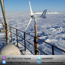 300W kleine Wind-Turbine-Generator-System für Boot (MINI 3 300W)