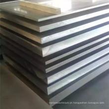 Folha de alumínio Alcumg1 T351 para aviação