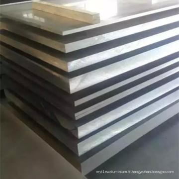 Les tailles spéciales de la feuille 7075 T651 d'alliage d'aluminium peuvent être adaptées aux besoins du client