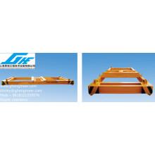 Rahmen Typ Semi Auto Container Spreader