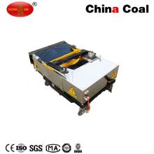 La exportación superior de cemento que enyesa la máquina de la representación para la pared