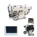 Juki Machine à coudre industrielle Jeans ourlet inférieur
