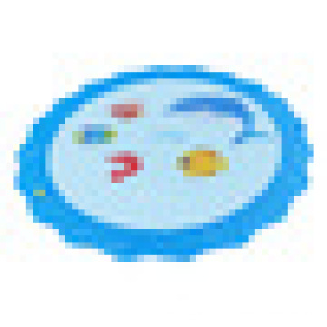 Sungoole summer Water Sprinkle and Splash Play Mat, Inflatable Outdoor Water Sprinkler Pad Toys for child water toys