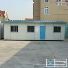 BV & CE Zertifikat Wohncontainer Haus