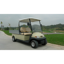 Hot Sale Ce Approved Electric Utility Golf Buggy with Cargo