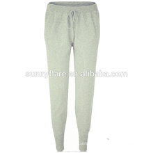 Manufacturer Fashion Slim Leg Knitted Cashmere Pants
