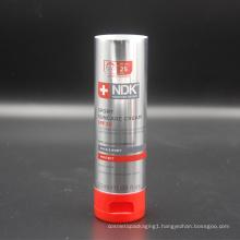 aluminium plastic tube supplier offset printing suncare cream packaging