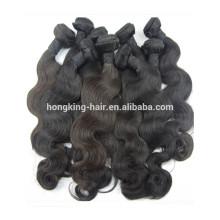 Hot Selling 3pcs Mix Lenght 10 12 14 inch Hair Weft Brazilian Virgin Hair,Unprocessed Wholesale Virgin Brazilian