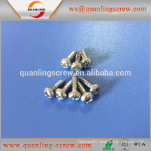 China new design popular pan flanged head stainless steel self tapping screw