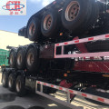 Factory  Stake Container Semi Trailer