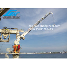 5t11m & 2.5t22m Knuckle Telescopic Boom Crane