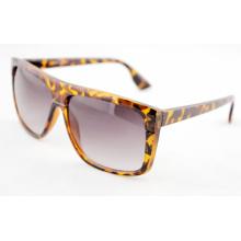 Gafas de sol de la insignia protegida ULTRAVIOLETA de la manera del leopardo (14195)