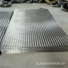 316 panel pagar mesh stainless steel dilas