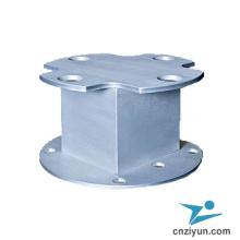 Fabricación de corte por láser de aluminio