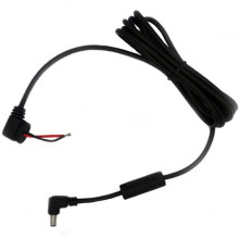 DC jack power cable assembly