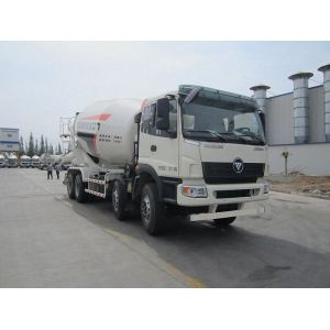 used Fonton 18cbm concrete mixer trucks for sale