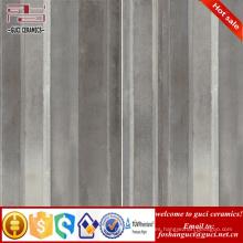 La fábrica de China suministra la superficie de cemento esmaltada azulejos de cerámica fina