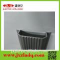 17mm Die casting parts aluminum profile aluminum tube