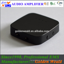 Amplificador de batería recargable de amplificador de auriculares pequeño amplificador
