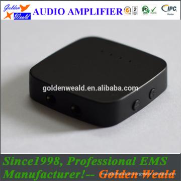 pequeño amplificador de auriculares amplificador de batería recargable amplificador de auriculares