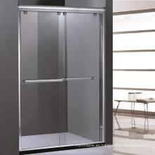 Precio barato y mejores puertas de cristal de la sala de ducha