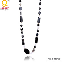 2014 Black Agate Necklace Wholesale Alibaba