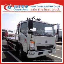 SINOTRUK HOWO 4X2 4ton тяговый тягач грузовые размеры