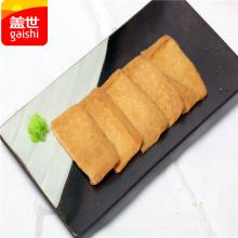 tofu temperado Inari para sushi