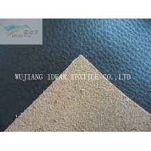 Embossed Simi PU Leather For Furniture
