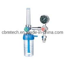 Down-Type Medical Oxygen Cylinders Flow Meters Pressure Regulator