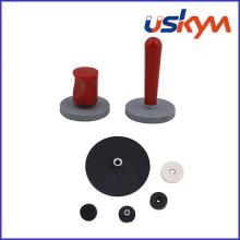Rubber Coated Magnet NdFeB Pot Magnet