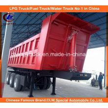 Camião basculante Tri-Axle 50ton