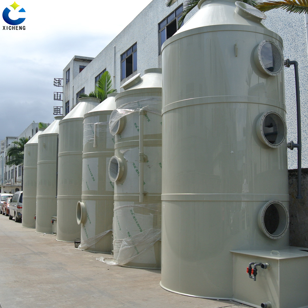 Acid waste gas purification equipment