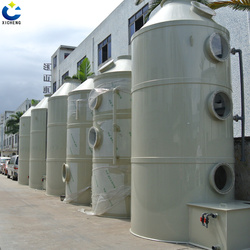 Acid waste gas purification equipment
