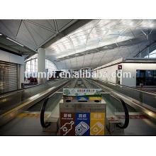 Interior y exterior 800 mm de grado Escalera mecánica de pasajeros y caminata móvil