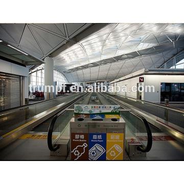 Внутренний и наружный 800-миллиметровый пассажирский эскалатор и движущаяся прогулка