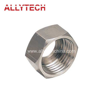 Custom Precision Steel Nut