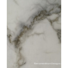 White Marble stone aluminum plate wall panels