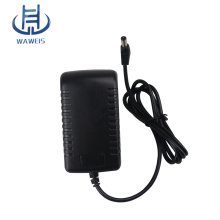 24W 12V 2A AC/DC Power Wall Adapter