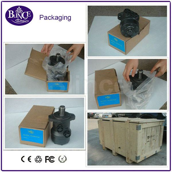 China Dongguan Blince Hot Sale Omm Series Orbit Motor, Small Size