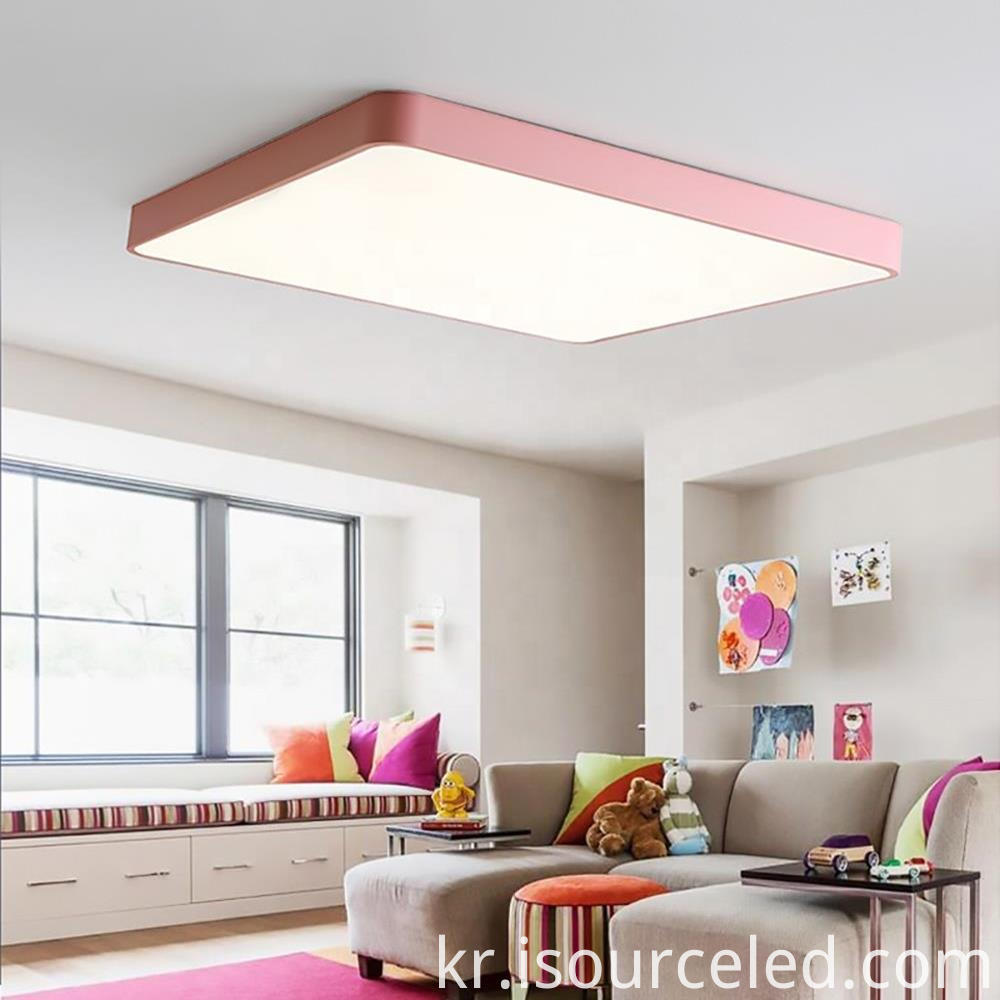 pop Acrylic 30cm led ceiling light 18w