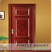 Trade Assurance Interior Door Modern Wood Door