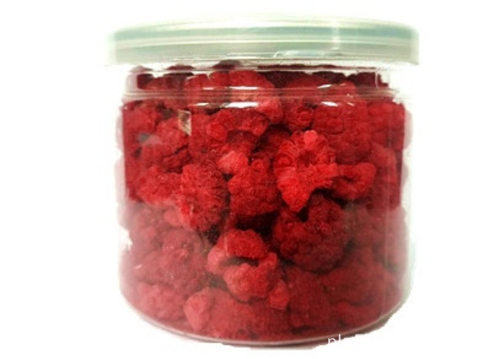 freeze dried raspberry