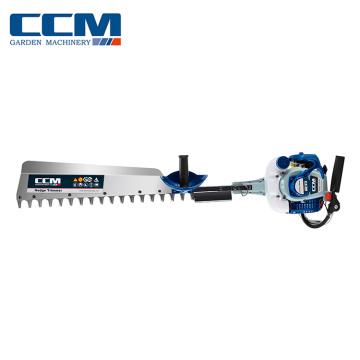Nouveau design 2 temps pas cher Extension Pole Automatique Long Reach essence Hedge Trimmer