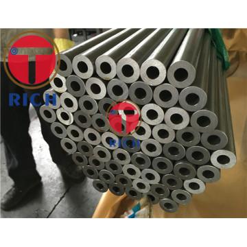 Tubos de aleta de caldeira de aço carbono ASTM A210 GrA